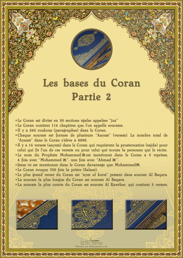 French 17 - french-les-bases-du-coran-partie-2-par-islamic-posters