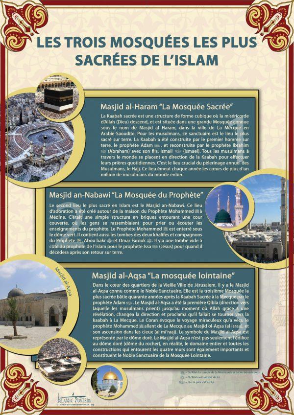 French 23 - french-les-trois-mosques-les-plus-sacres-de-lislam-par-islam