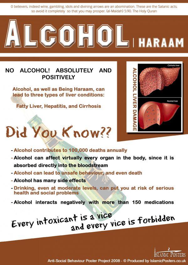 Islamic Education 39 - Antisocial - Alcohol Forbidden in Islam